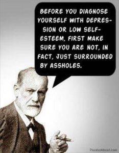 assholes and bipolar